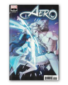 Aero #1 - Mirka Andolfo Variant Cover - Signed