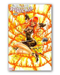 Amazing Spider-Man #46 - Mirka Andolfo variant cover signed