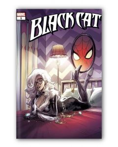 Black Cat #1 Exclusive Retailer Variant Comics Elite Mirka Andolfo - Signed