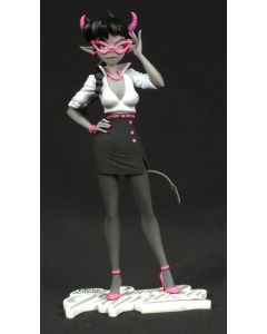 EXCL. Statue - Sweet Paprika - Limited Grey+Pink Edition