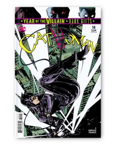 Catwoman #14 - Signed