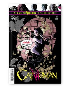 Catwoman #15 - Signed