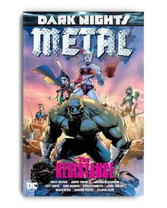 Dark Nights: Metal - The Resistance 1, TPB - Signed