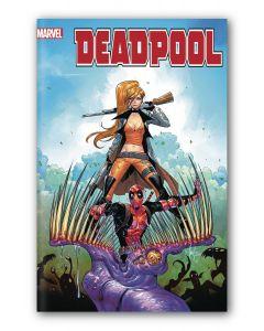 Deadpool #2 - Mirka Andolfo Variant Cover - Signed