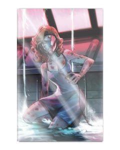 Deep Beyond #1 - Foil variant cover