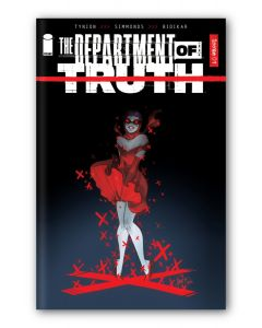 The Department of Truth #1 - Variant Cover Mirka Andolfo - Signed
