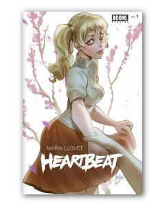 Heartbeat #1 Unlocked Retailer Variant Cover - Mirka Andolfo - Signed