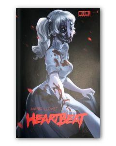 Heartbeat #1 One Per Store Variant Cover - Mirka Andolfo - Signed