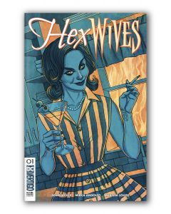 Hex Wives #1 - Signed