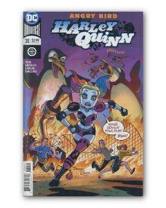 Harley Quinn #38 - Signed