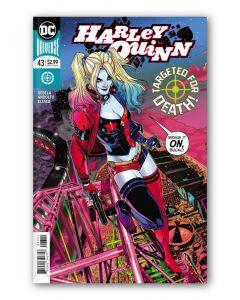 Harley Quinn #43 - Signed