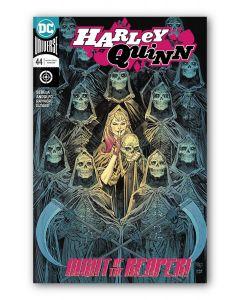 Harley Quinn #44 - Signed