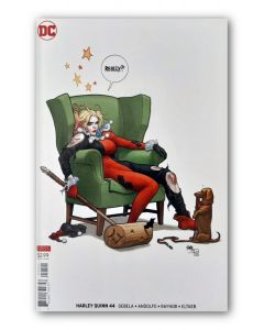 Harley Quinn #44 - Frank Cho Variant Cover - Signed