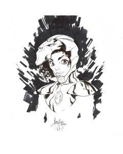 Ironheart - Riri Williams (for charity) - #blacklivesmatter
