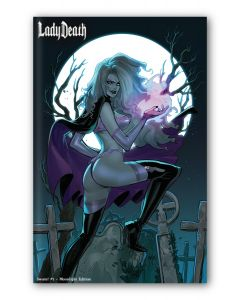 Lady Death Sworn! #1 Naughty Moonlight Edition