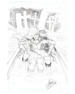 Red Sonja Vampirella #1