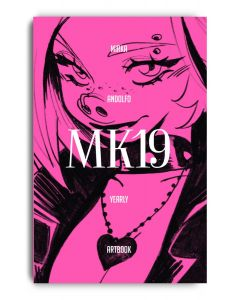 MK19 - Mirka Andolfo Yearly Artbook