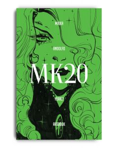 MK20 - Mirka Andolfo Yearly Artbook