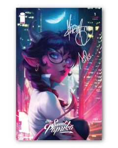 Sweet Paprika issue #1 - Cover Artgerm - Signed