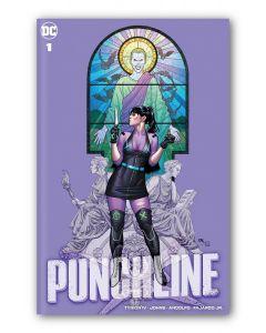 Punchline #1 - Cho variant cover (Trade Variant)