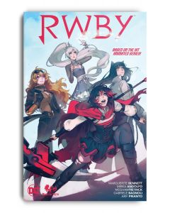 RWBY TPB - Signed