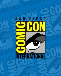 SDCC - San Diego Comic con
