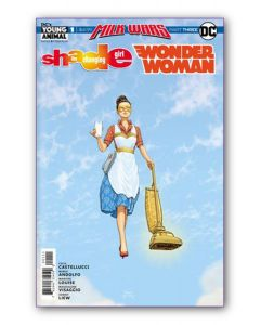 Shade, the Changing Girl/Wonder Woman Special #1 - Signed