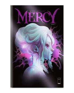 EXCL. Mercy #1 - Folio variant cover