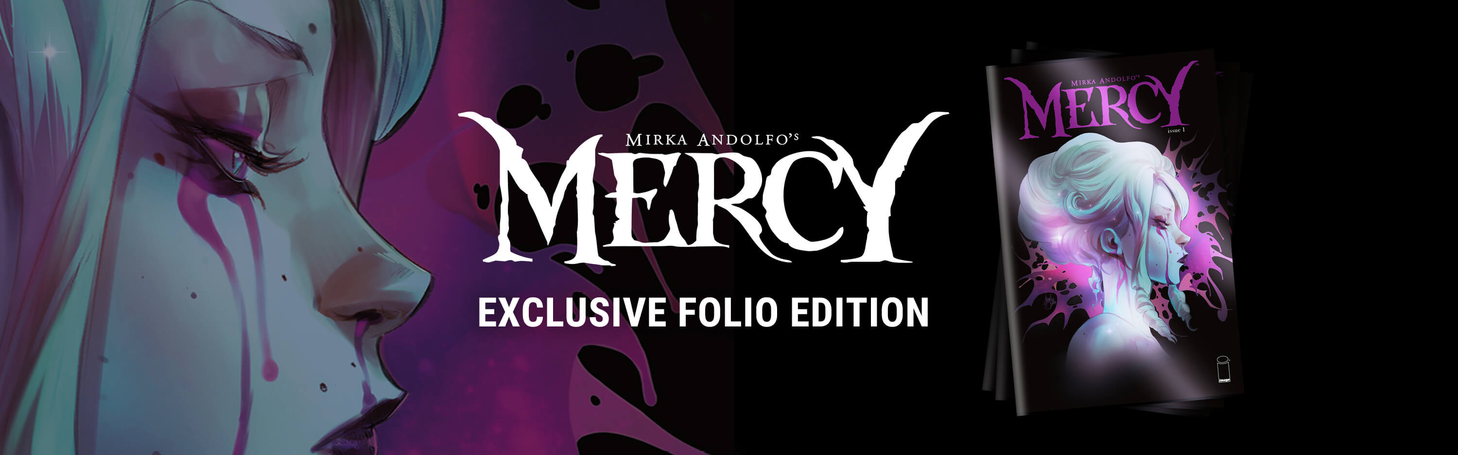 MERCY Exclusive folio edition