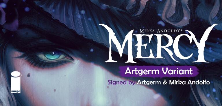 Mercy - Artgerm