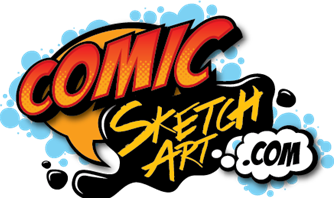 Comic Sketch Art